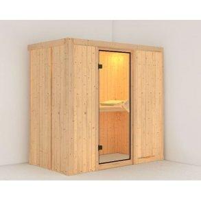 Sauna Variado 196x118x198cm BxLxH