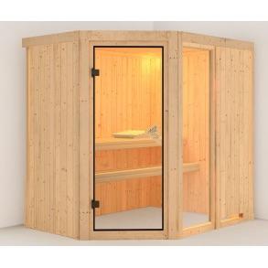 Sauna Fiona 196x151x198cm BxLxH