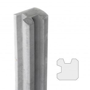 13x13 cm hjørnestolpe 180 cm over jord i antracit