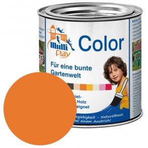 Multi-Play maling, farve orange 375ml dækker 10m2