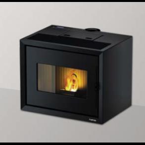 Modo Airtight pillebrændeovn på op til 9kW i sort (150m2)